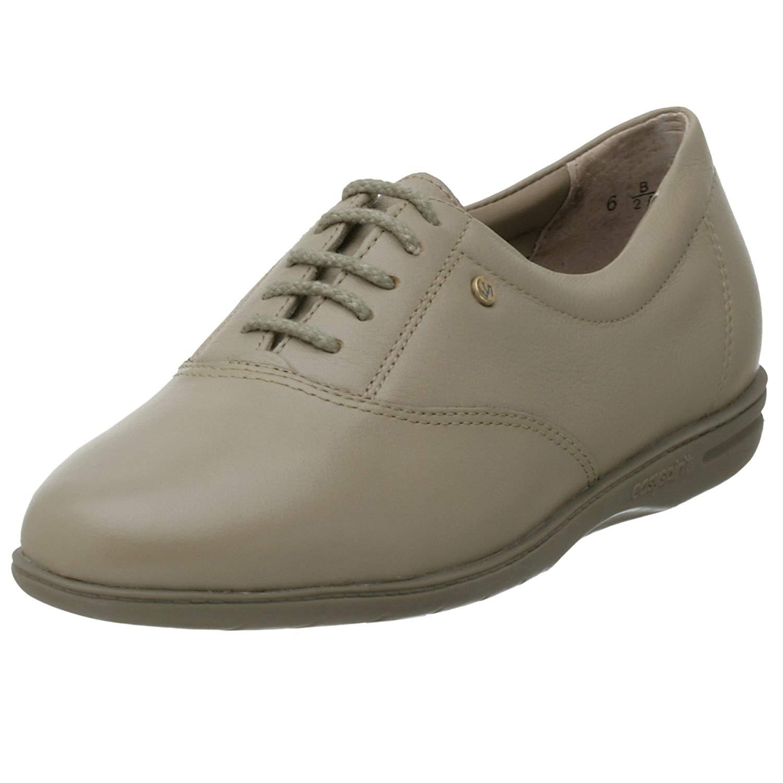 de2ddf9091 Details about Easy Spirit Womens motion Leather Closed Toe Oxfords, Tan,  Size 10.0 US / 8 UK