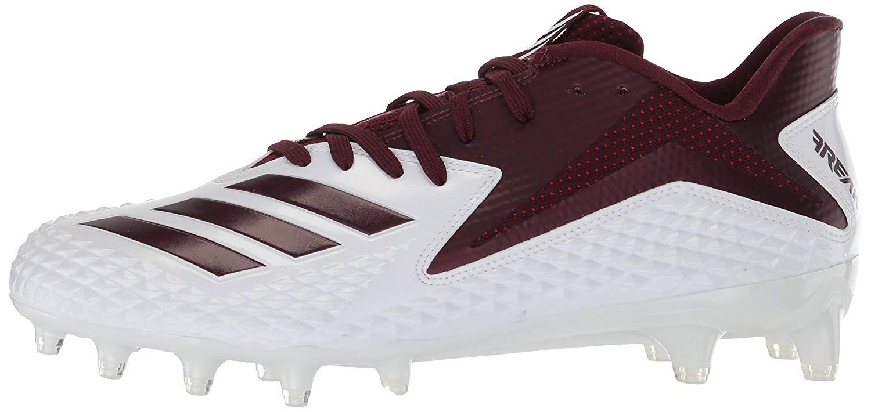 543de335e Adidas Mens Freak X Carbon Low Top Lace Up Soccer Sneaker