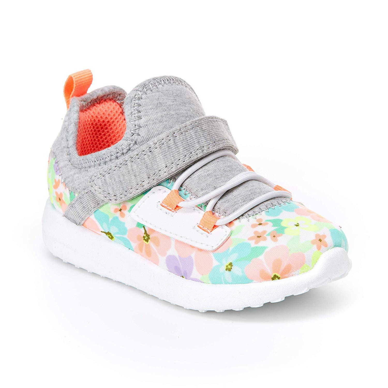 Details 0 About SneakersPrintSize Girl's Athletic Carter's 8 3syl Kids L54Rc3AqSj
