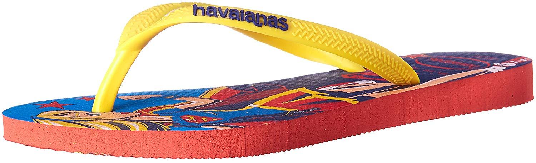6ff43b4d89670 Havaianas Kids  Dc Super Hero Girls Sandal Coral