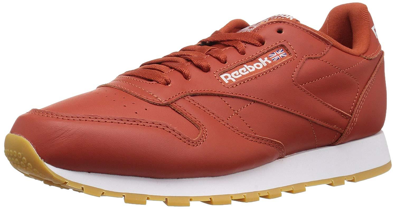 9127d1dfd2989 Reebok Men s Classic Leather Sneaker