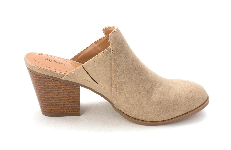 Style & Co. Damenschuhe Damenschuhe Co. Jerilyn Closed Toe Mules     04af39