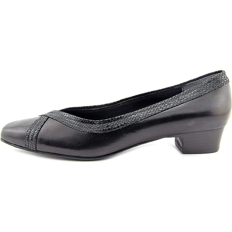 Mark Lemp Classics Tracy Womens Heels & Pumps navy leather 11  US   9 UK