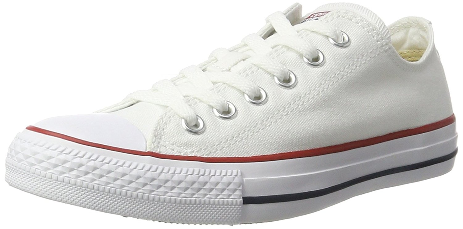 Converse Damenschuhe All Up Star Niedrig Top Lace Up All Fashion Sneakers, Optic 9e93b6