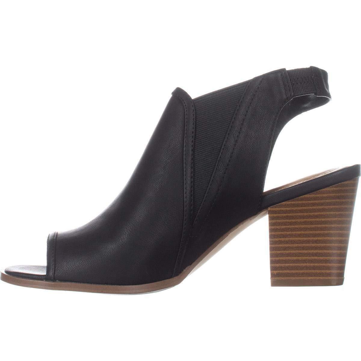 f030c2baa988 Style   Co. Womens Daniilop Peep Toe Casual Slingback Sandals