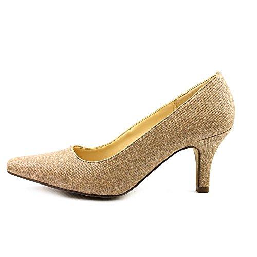 Karen Scott Womens Clancy Pointed Toe Classic Pumps Nat Spark Size 5.5