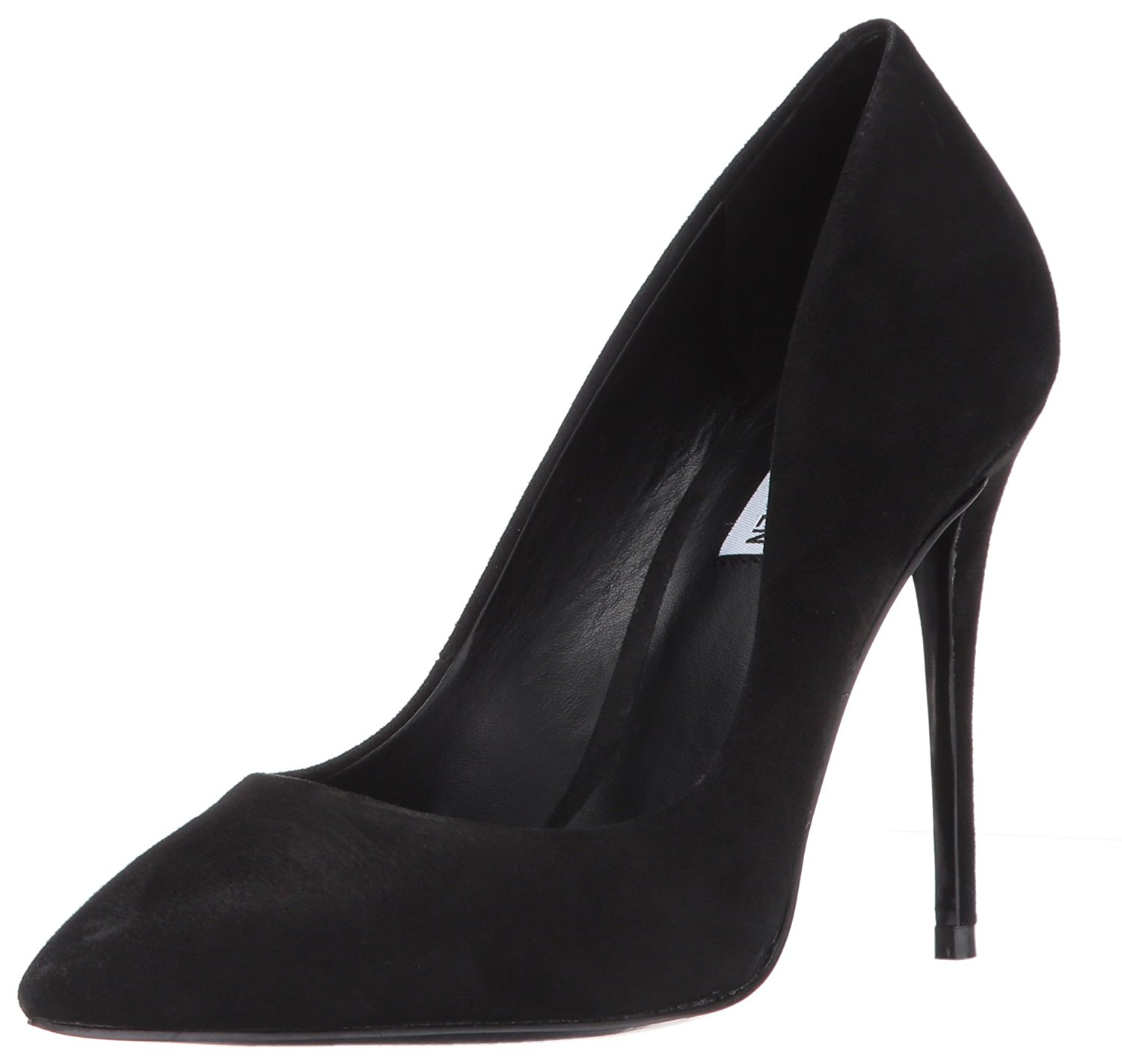 69bf9e400e1 Details about Steve Madden Womens Daisie Leather Pointed Toe Classic, Black  Suede, Size 8.0 wy