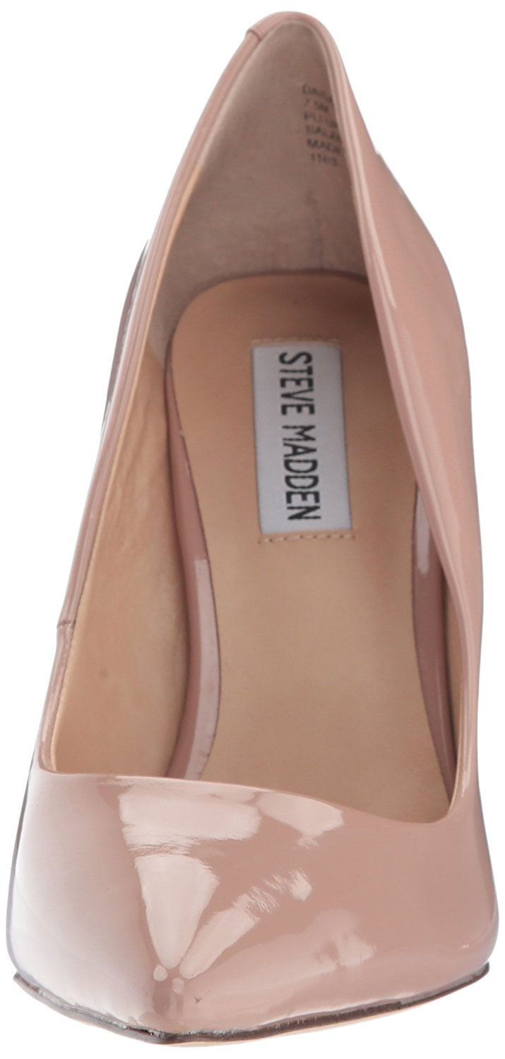 a7c3603c035 Steve Madden Womens Daisie Leather Pointed Toe Classic Pumps
