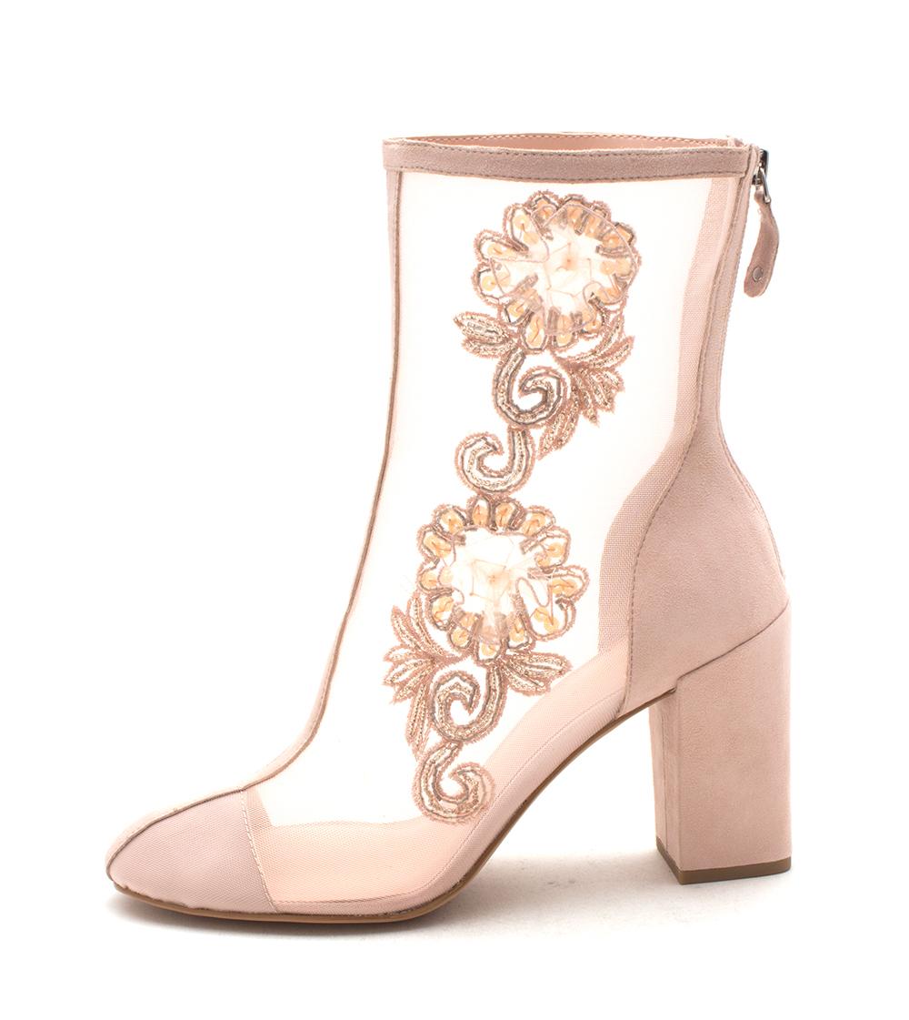 Avec les les les filles mujeres reagan cap Toe fashion botas rosado tamaño 7.5 us 38.5  Envío rápido y el mejor servicio