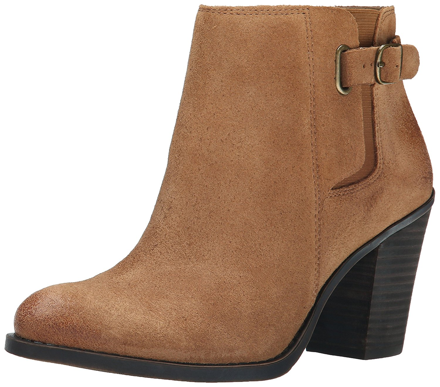 Lucky Brand Womens Esperanza Closed Toe Ankle Fashion Boots, Aztec, Size 8.5