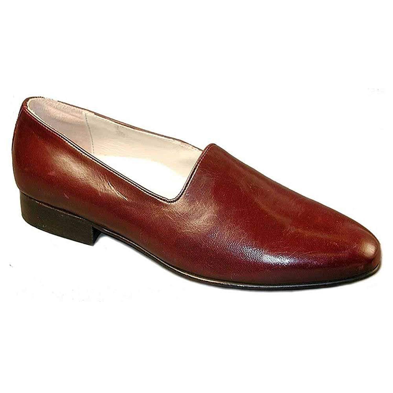 Giorgio Brutini Men's 24437 Slip-On Loafer, Wine, Size 10.0 olCf