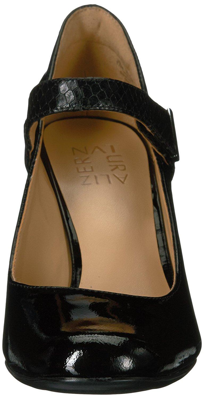 46e53a1eb9d Naturalizer Womens Reva Closed Toe Ankle Strap Mary Jane Pumps