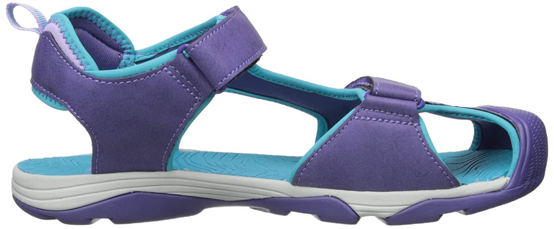 6821337d9280 Kids Teva Girls Toachi 4 Low Top Sport Sandals