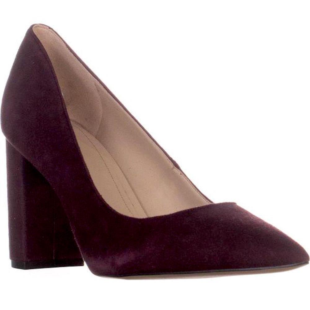 Marc Fisher donna Lace scarpe  Leather Classic Pump viola Dimensione 7 US  38 UE  acquista online