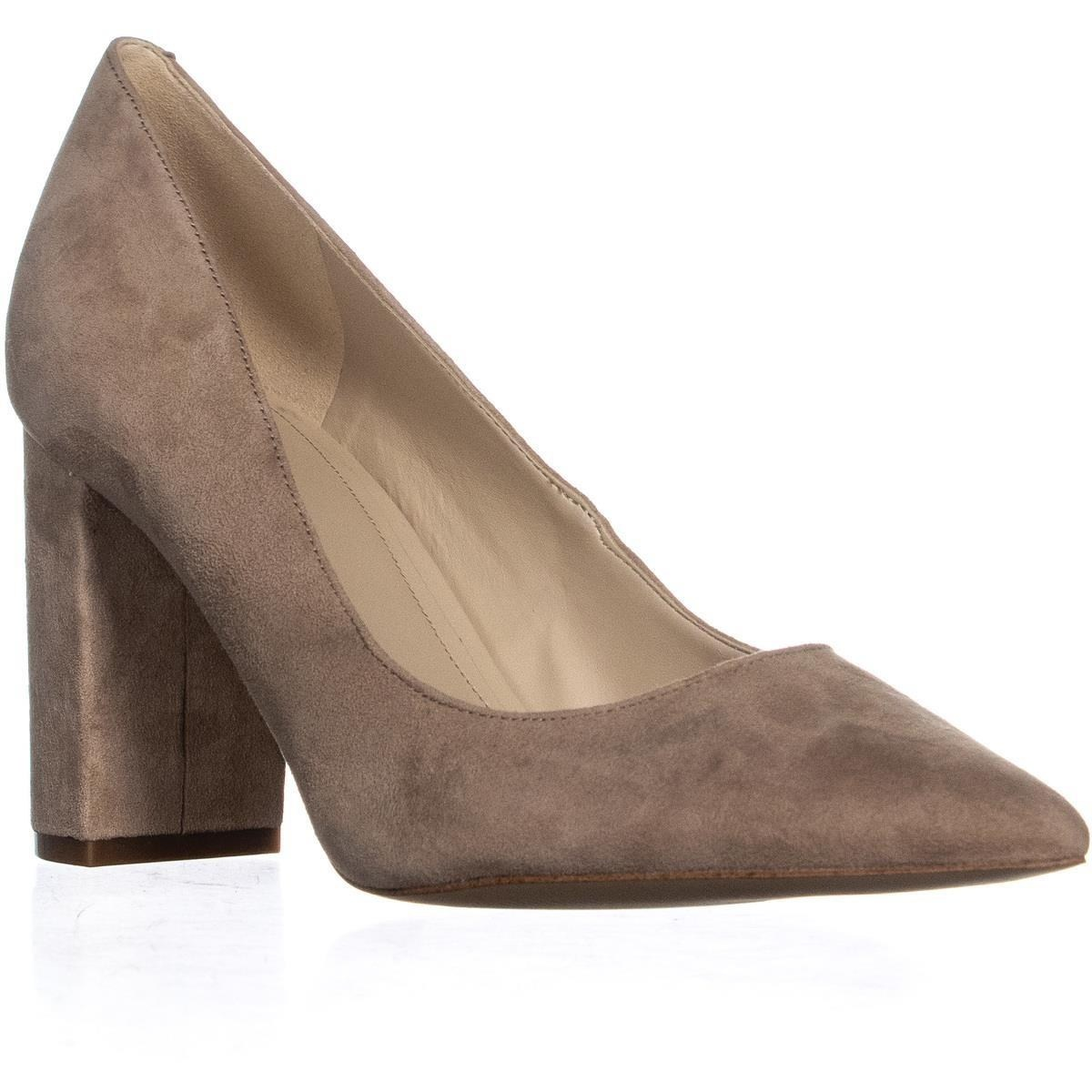 Marc Fisher Womens Viviene Leather Pointed Toe Classic