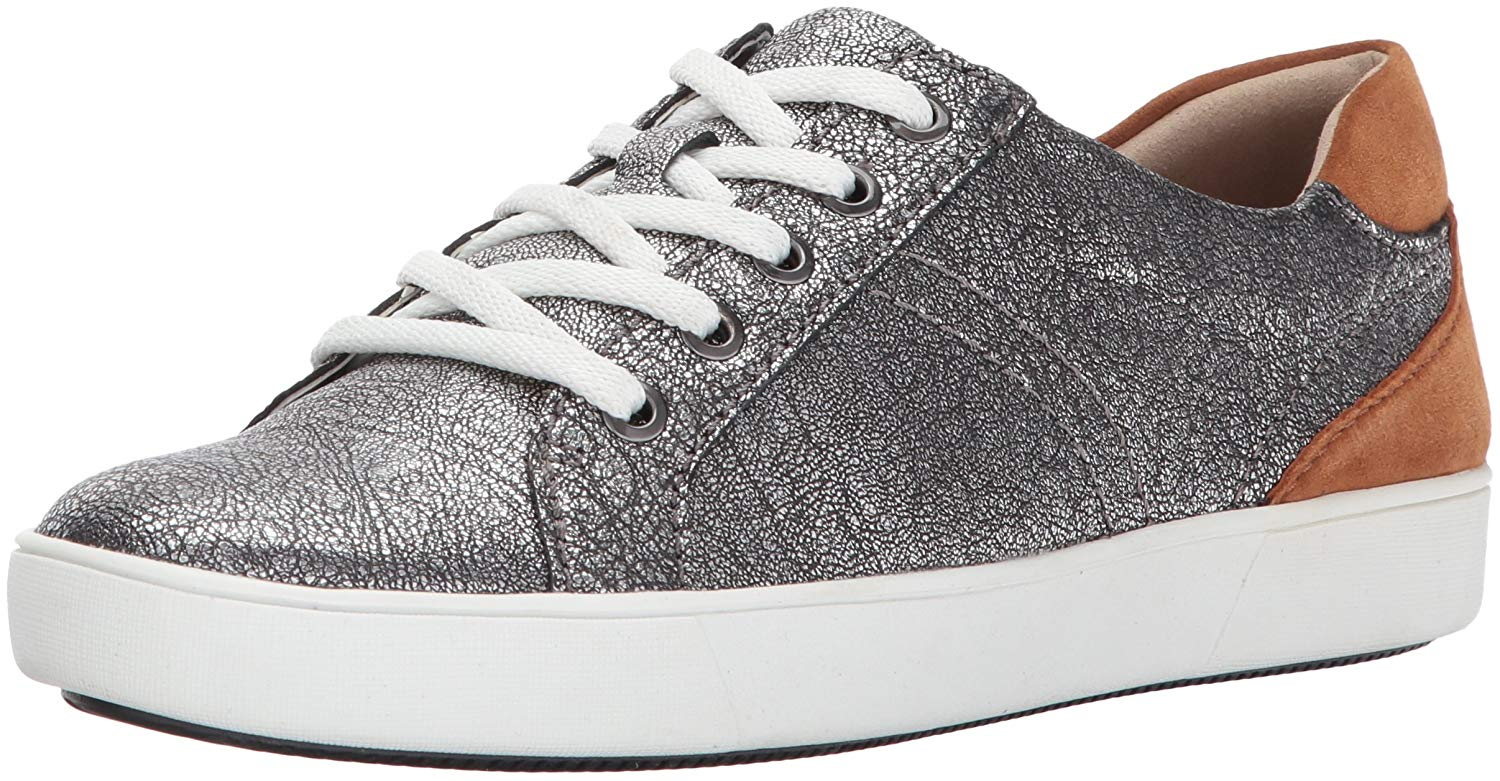 d33f0fe34c9 Naturalizer Womens morrison Low Top Lace Up Fashion Sneakers