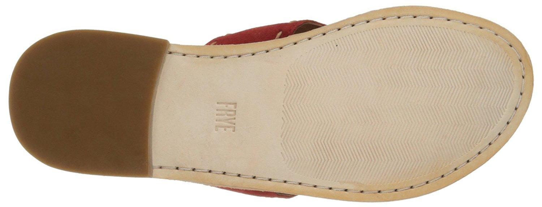 Femmes Frye Couleur Couleur Couleur Rouge rouge Taille 39.5 EU   8.5 US e57743