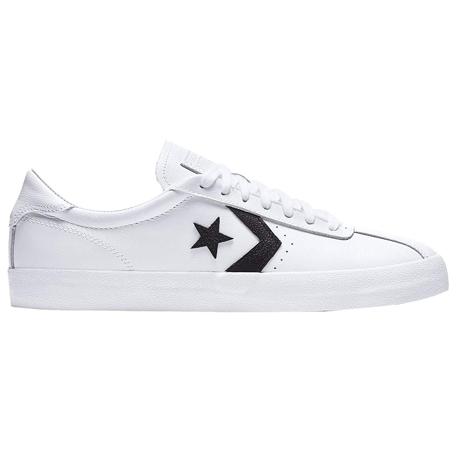 631906d40fa96 Converse Mens Breakpoint Leather Low Top Lace Up Fashion Sneakers