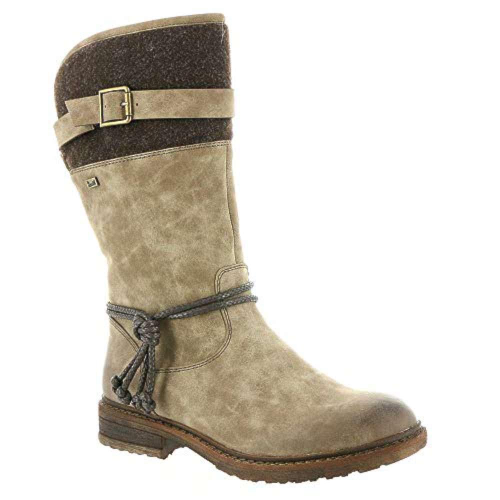 Rieker mujeres fabrizia 78 78 78 cap Toe fashion botas marrón tamaño 6.5 us 37.5 UE f3a47c