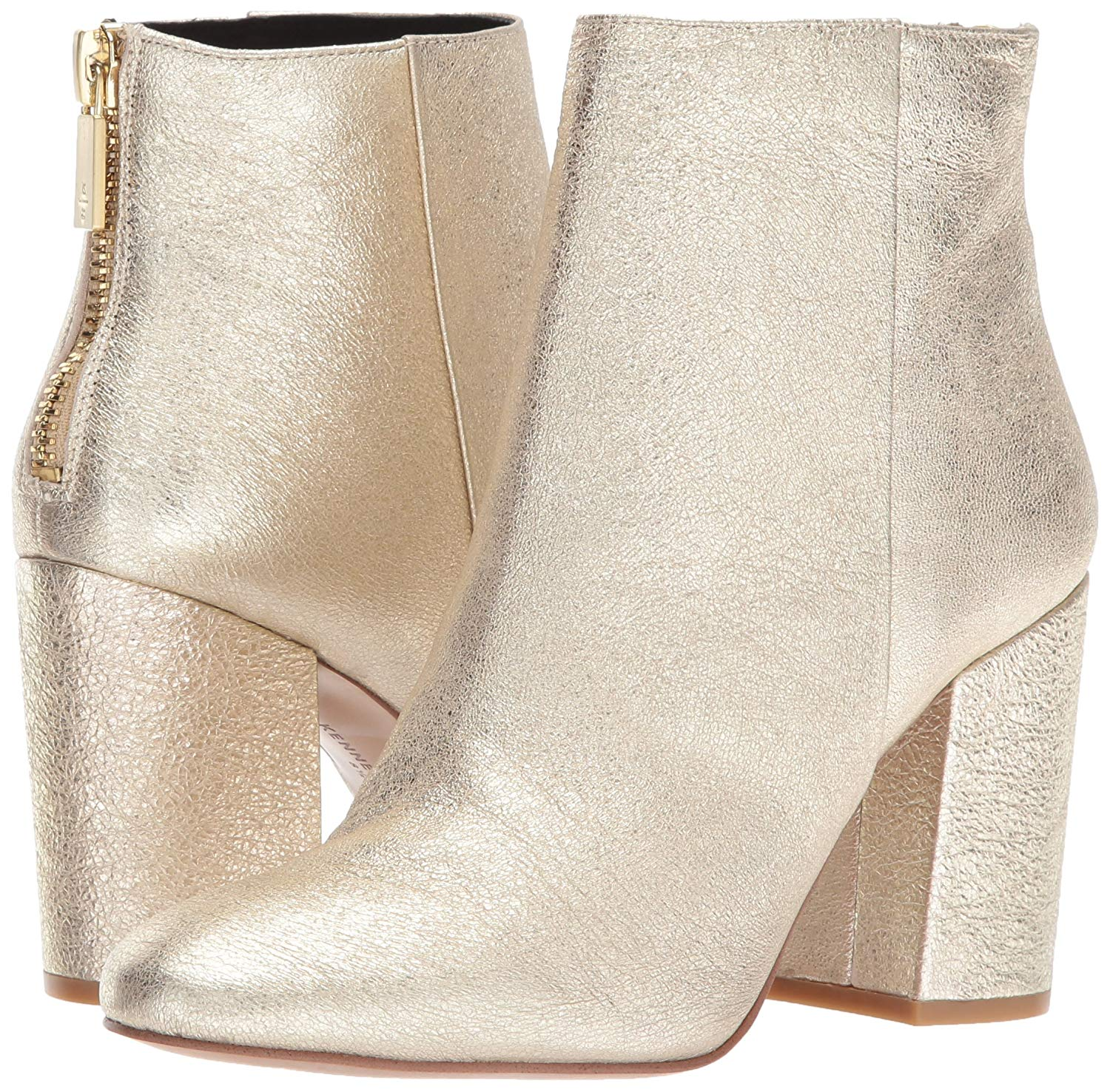 Kenneth Cole New York Womens Caylee Leather Leather Leather Almond Toe Ankle Fashion Boots 223cf3