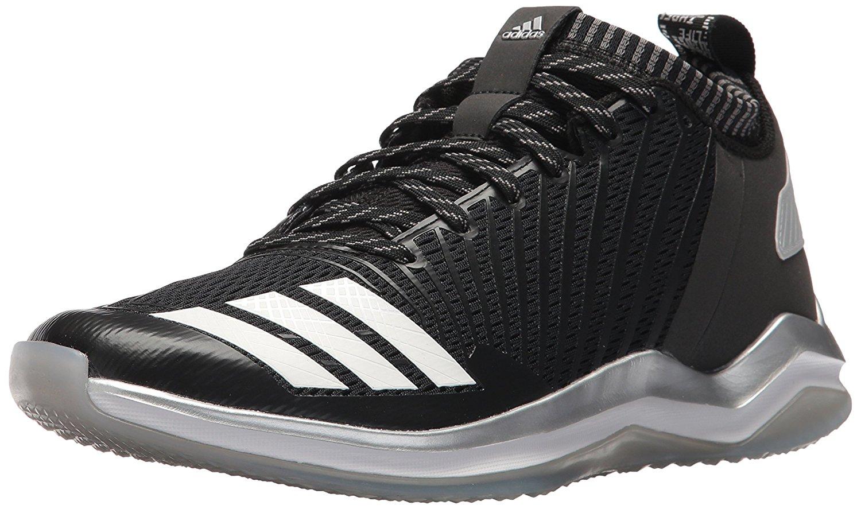 adidas originali uomini mostro x carbonio metà nero / bianco / onix baseball.