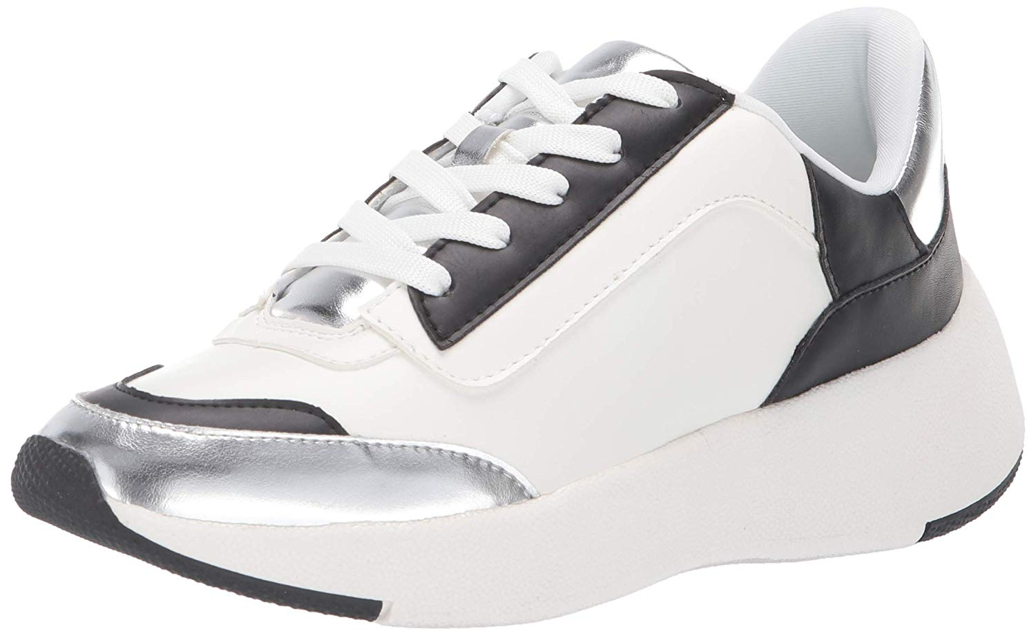 Details about Circus by Sam Edelman Women's Georgina Sneaker, White, Size 8.5 9D1L