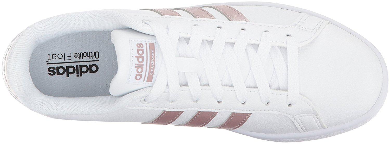 Details about Adidas Womens CF Advantage W Low Top Lace Up, White/Vapour Grey/White, Size 6.5