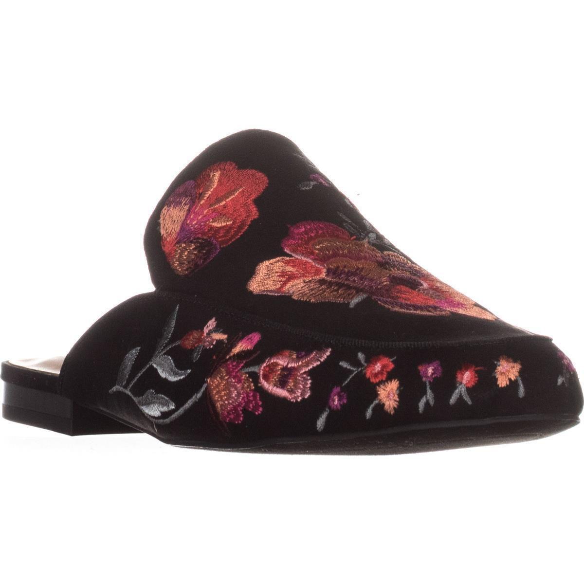 INC International Concepts gannie2 Womens Loafers & SlipOns Black 9  US   7 UK