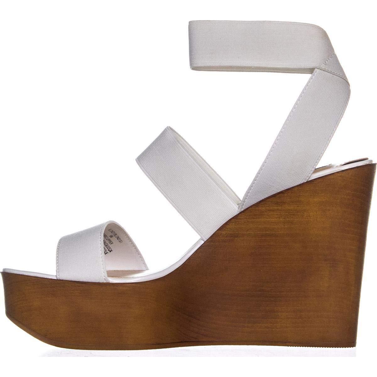 9ec6fcb2aa3d Steve Madden Womens Blondy Open Toe Casual Platform Sandals