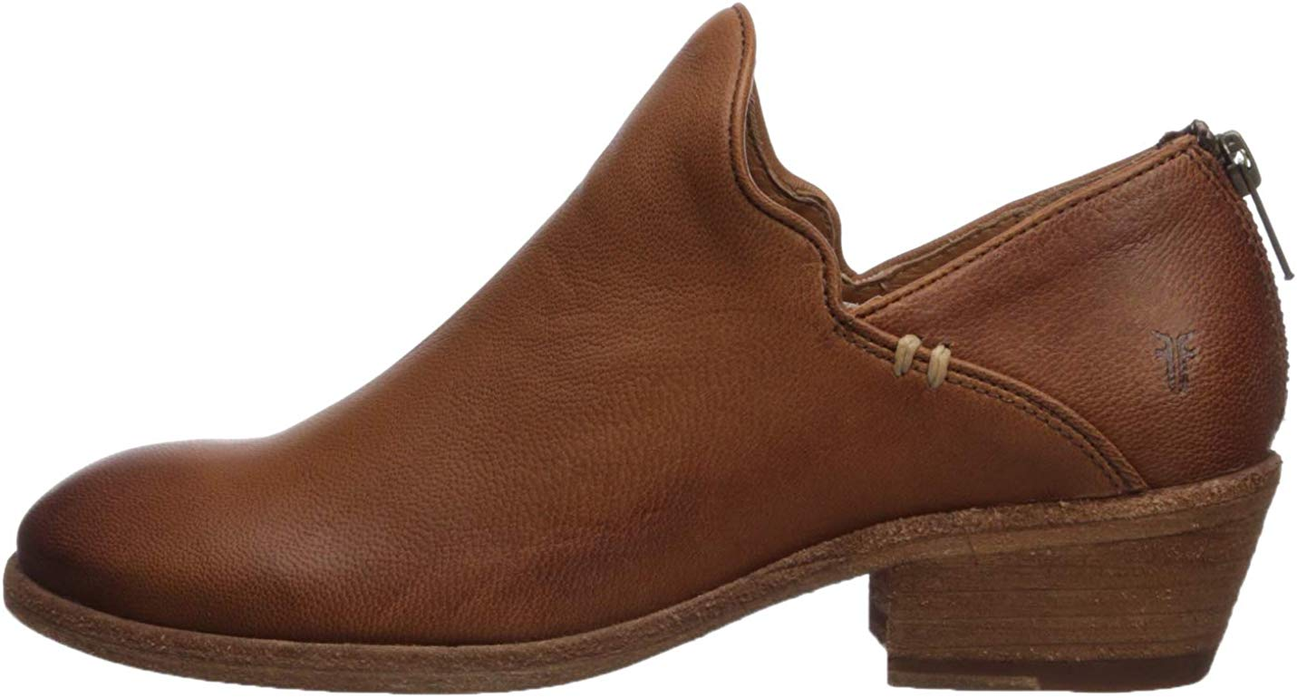 Frye Womens Carson Shootie Ankle Boot