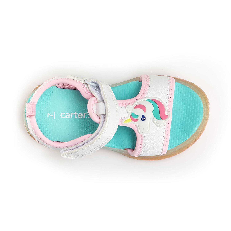 b1d709ec10 Details about carter's Girl's Feline Light-up Athletic Sandal, Pink, 10 M  US, Pink, Size 10.0