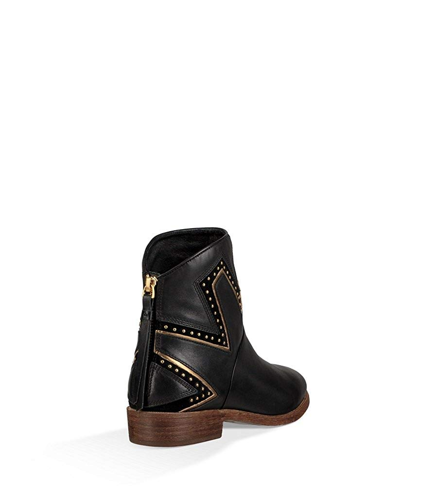 9687dc50a17 Details about UGG Australia Womens Lars Almond Toe Ankle Fashion Boots