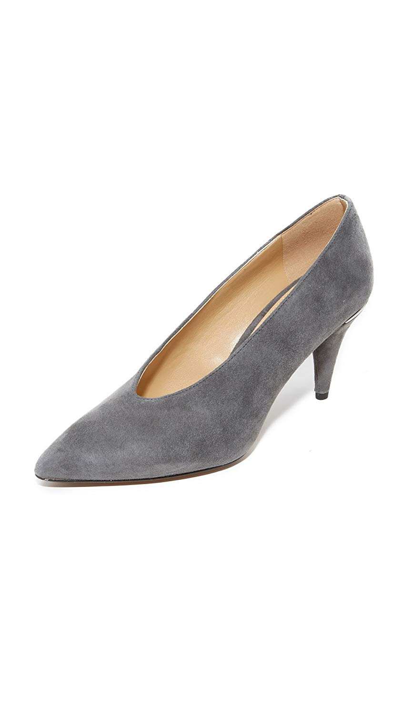 f99b4640adf2 Michael Michael Kors Lizzy Womens Heels   Pumps Charcoal 5.5 US ...