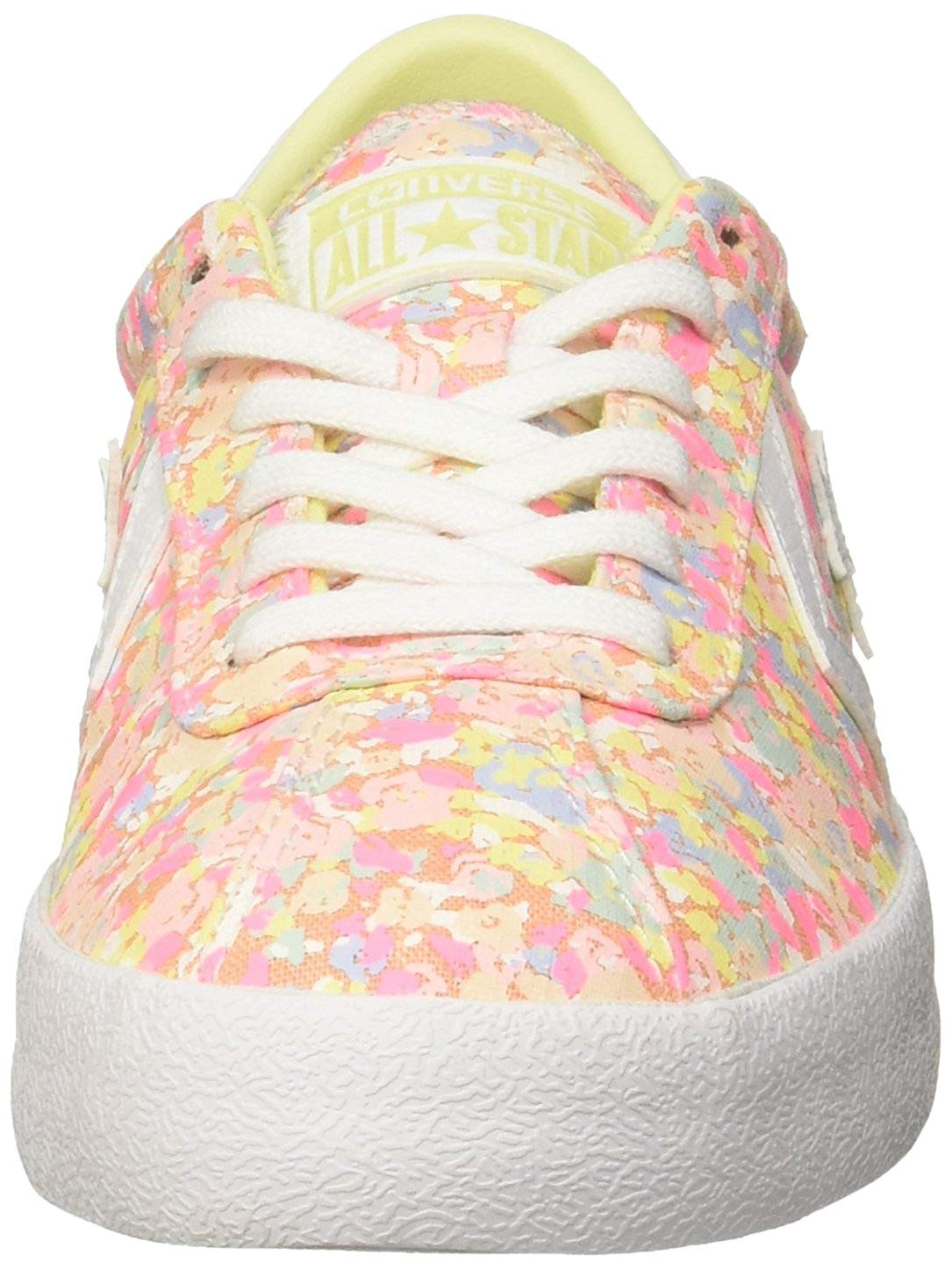Converse Womens Breakpoint Floral Low Top Sneaker 058cbad0f
