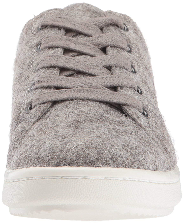 Eileen Fisher Frauen Fashion Sneaker Sneaker Sneaker Grau Groesse 9.5 US /41 EU 937419