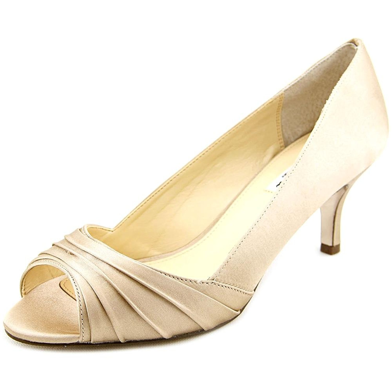 Nina Damenschuhe Carolyn Peep Classic Toe Classic Peep Pumps aba8cd