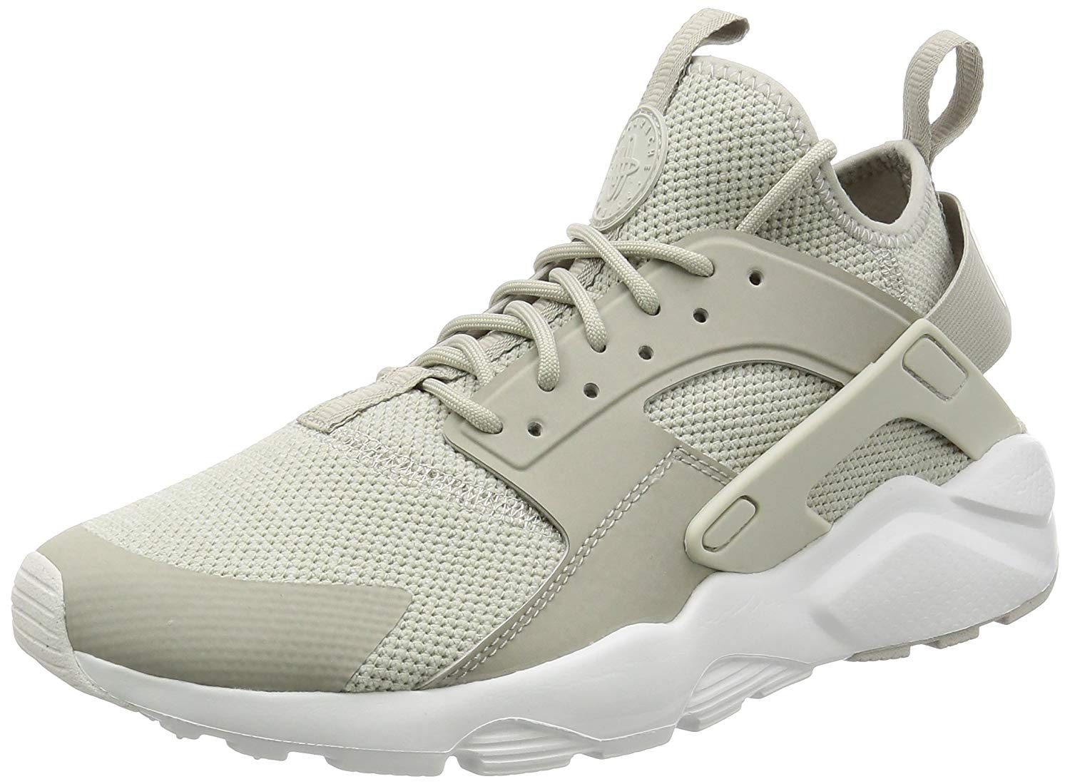 separation shoes c39ea 361a0 Nike Mens Air Huarache Run Ultra BR Low Top Lace Up Running, Grey, Size  10.0 Cvc