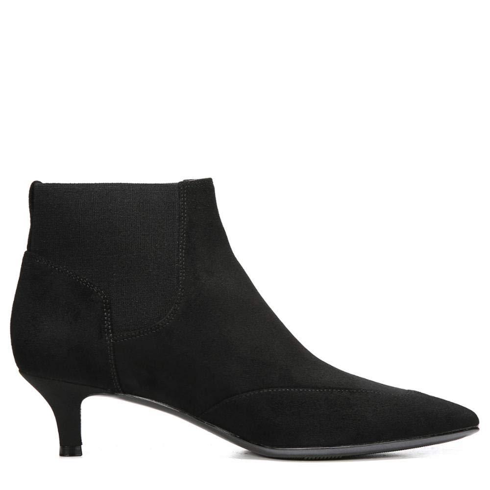Naturalizer Frauen Piper Spitzenschuhe Fashion Stiefel Schwarz Groesse 9.5 US  4
