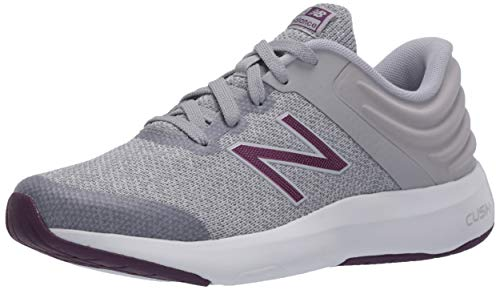 New Balance Women's Ralaxa V1 Walking Shoe, Silver, Size 7.5