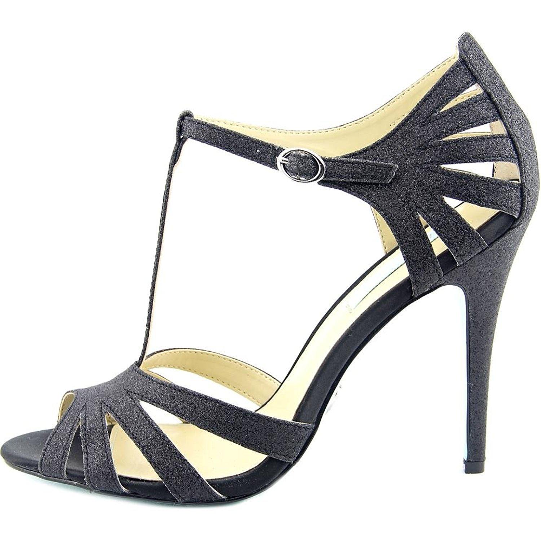 Betsey Betsey Betsey Johnson TEE Damenschuhe Heels & Pumps schwarz glitter 8.5 US   6.5 2b33d2