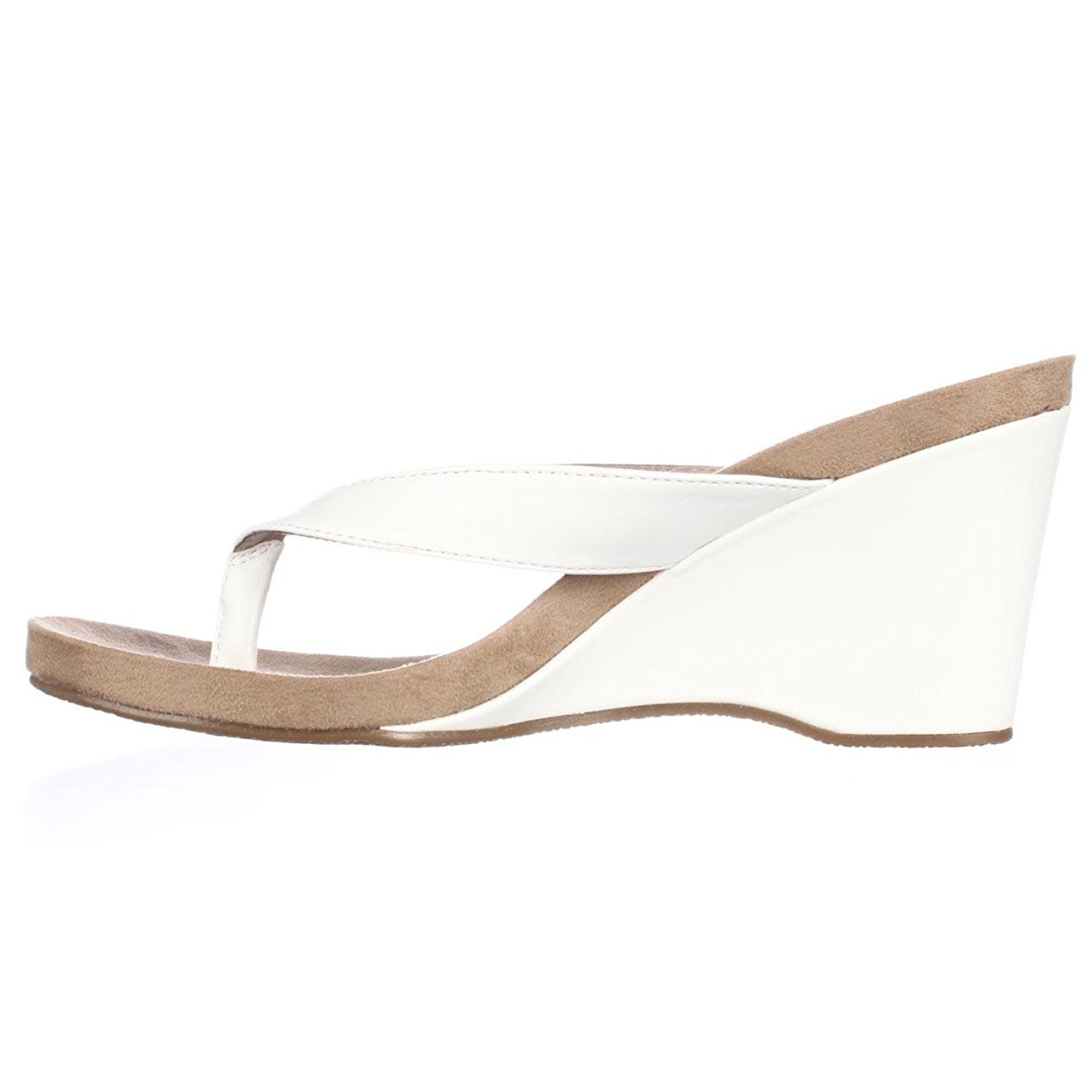 71ca93ea985 Style   Co. Womens Chicklet Open Toe Casual Platform Sandals