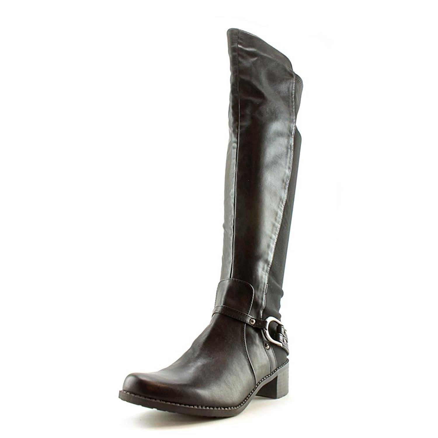 085cb2eed45 Marc Fisher Womens Kemos 2 Almond Toe Over Knee Fashion Boots