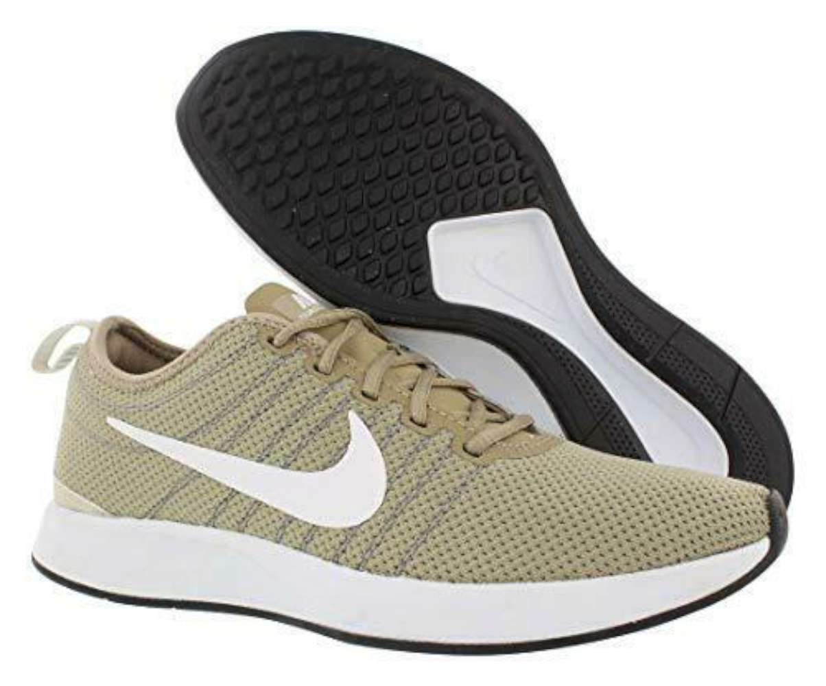 Nike donna Dual Racer Low Top Lace Up Casual  Running, Tan, Dimensione 10.0  compra meglio