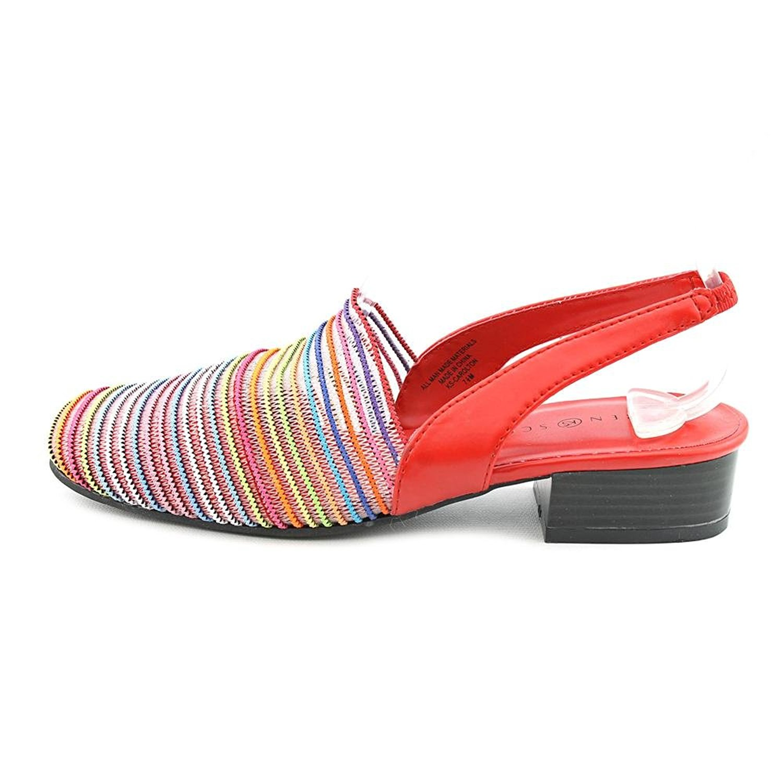 Karen Scott Womens Carolton Closed Toe Casual Slingback Fiesta Size 50