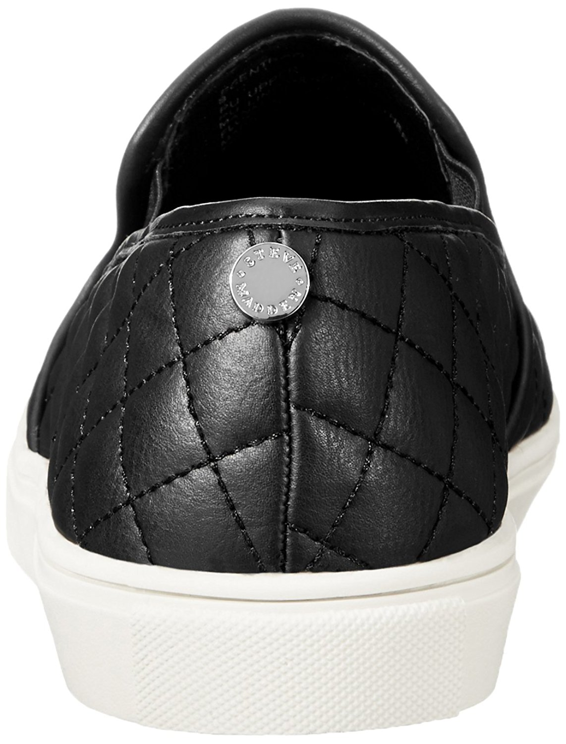 Steve Madden Womens Ecentrcq Low Top Slip On Fashion Sneakers 7a96b7d00f