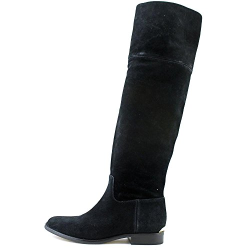 Michael Kors Regina Flat Boot Suede Fashion Over The Knee BOOTS 6 ...