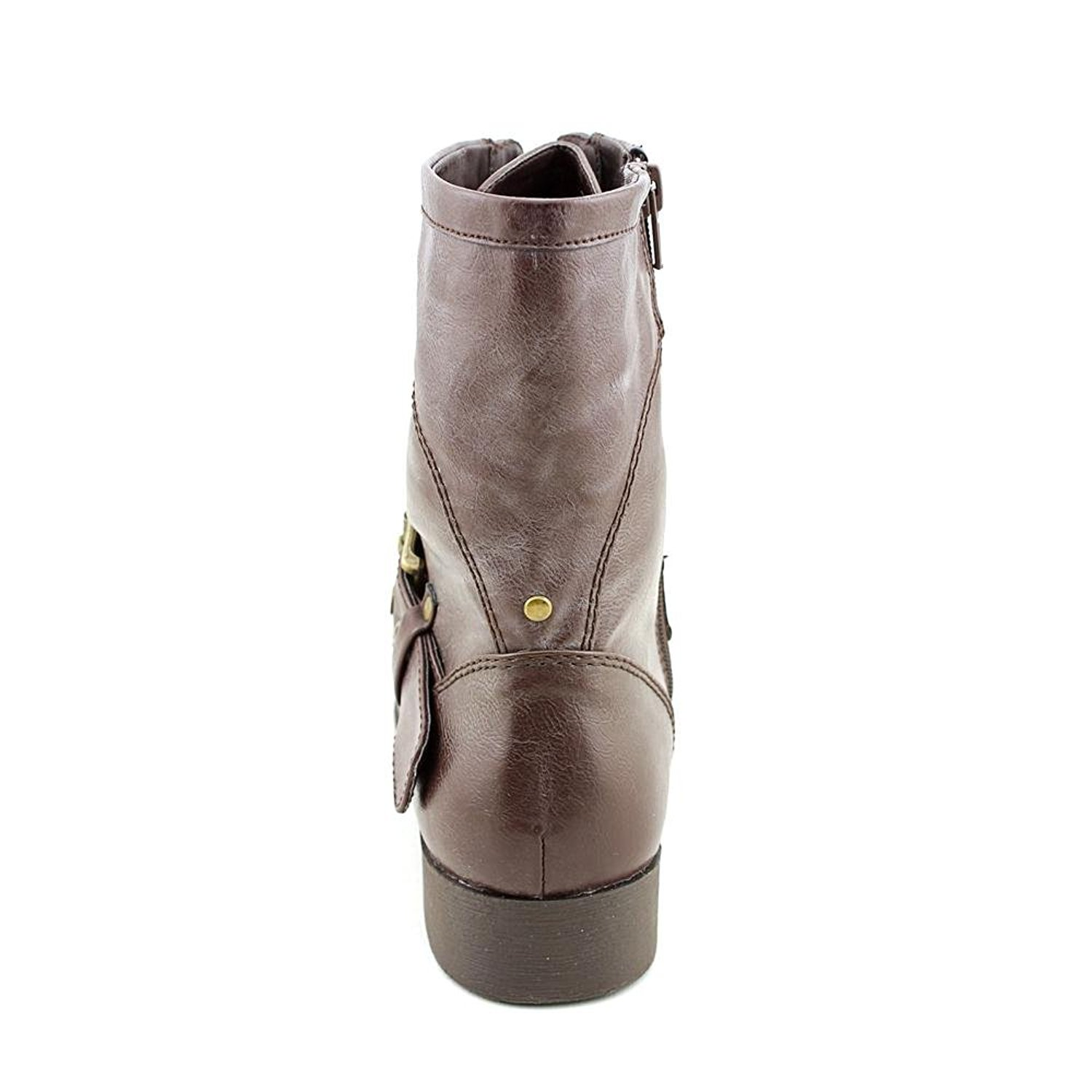 G By Guess Women Bleaker Dress Boots Dark Brown Size 5.5 22wO