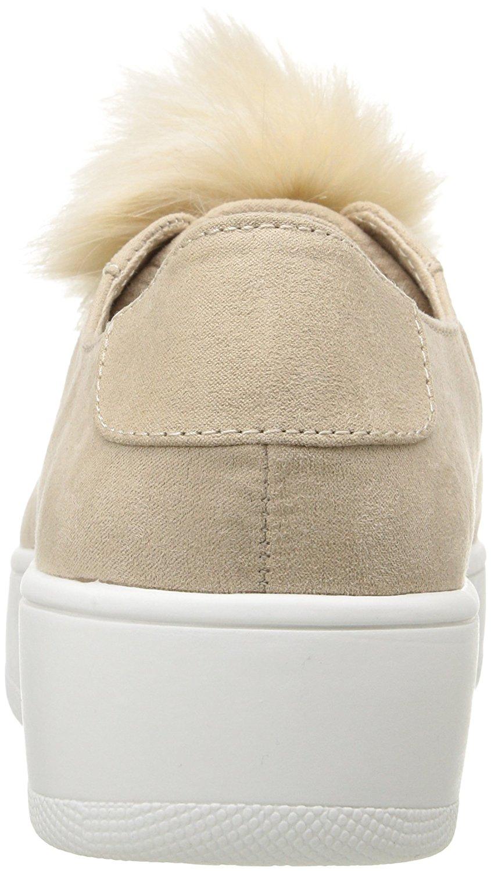 41748118db8 Steve Madden Bryanne Womens Fashion Sneakers Nude Multi 6 US   4 UK Ztw8