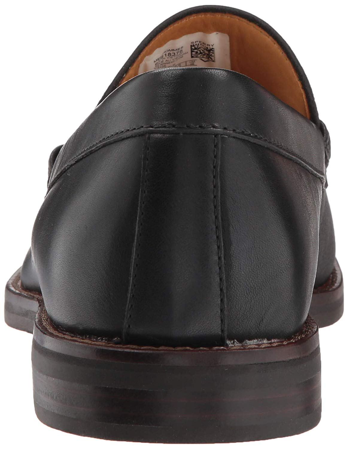 Sperry Men's Gold Cup Exeter Penny Loafer, Black, Size 13 ...
