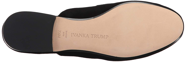 07cd7f3da209 Ivanka Trump Womens Warda 2 Closed Toe Casual Slide Sandals | eBay